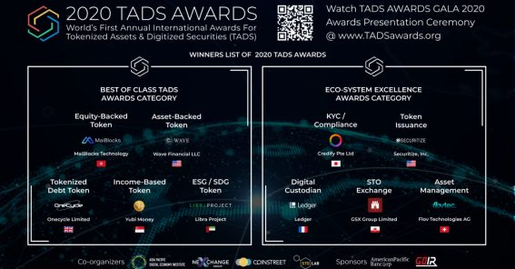 2020 TADS Awards Winner Announcement